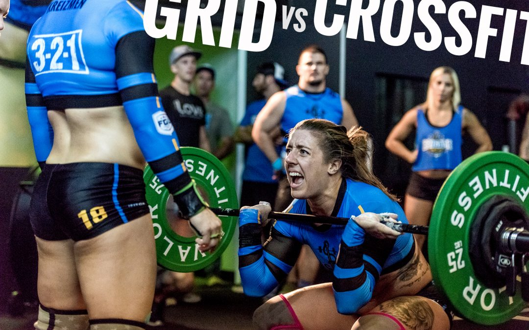 GRID vs CrossFit – updated 2019 – what the new Games season means for GRID.